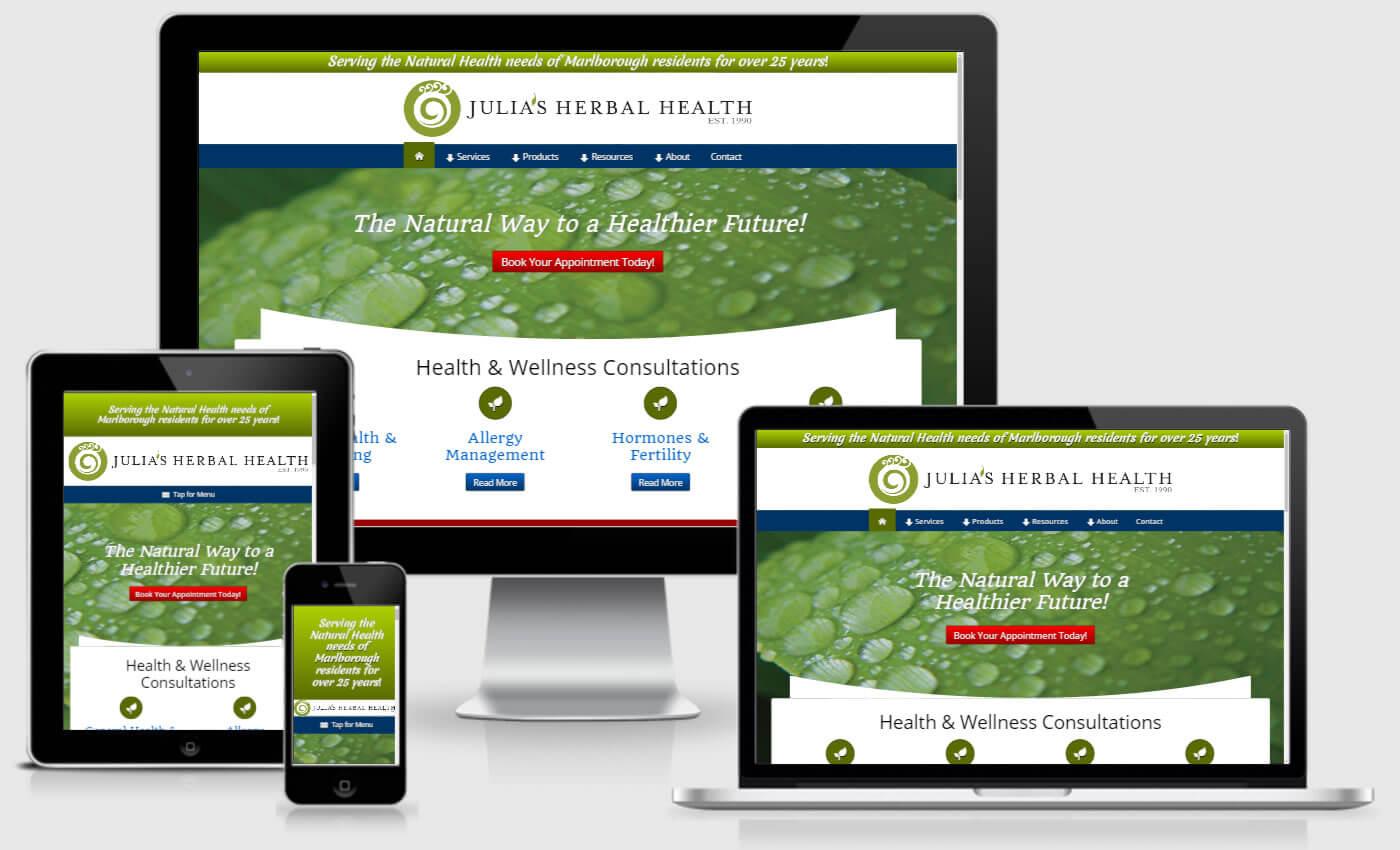 Julia's Herbal Health