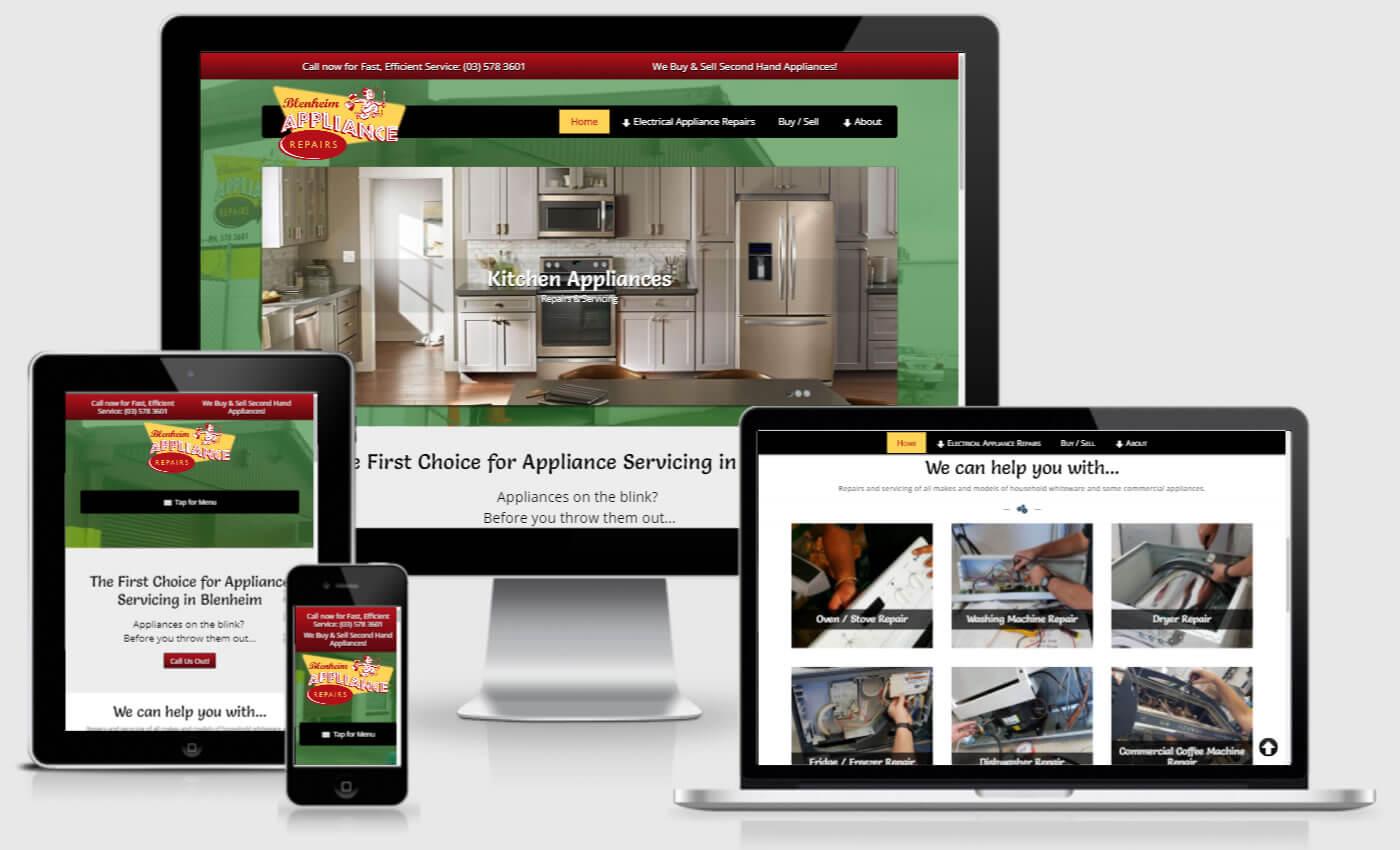 Blenheim Appliance Repairs