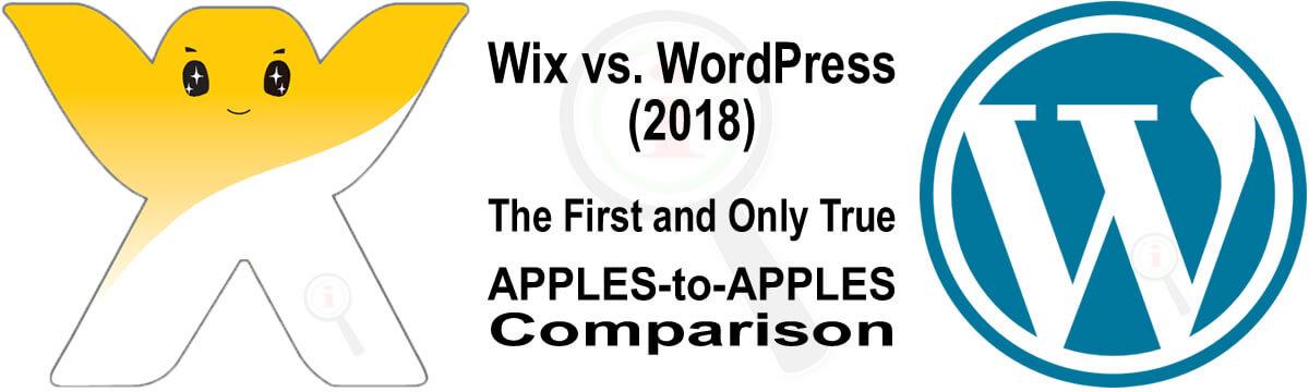 Wix Versus WordPress.COM By IBeFound Digital Marketing Division