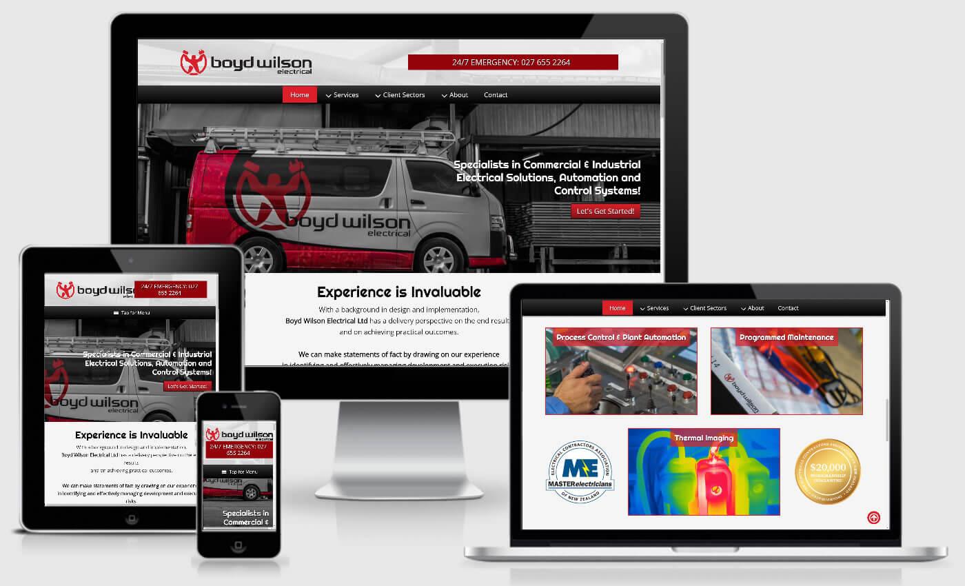 Boyd Wilson Electrical Ltd