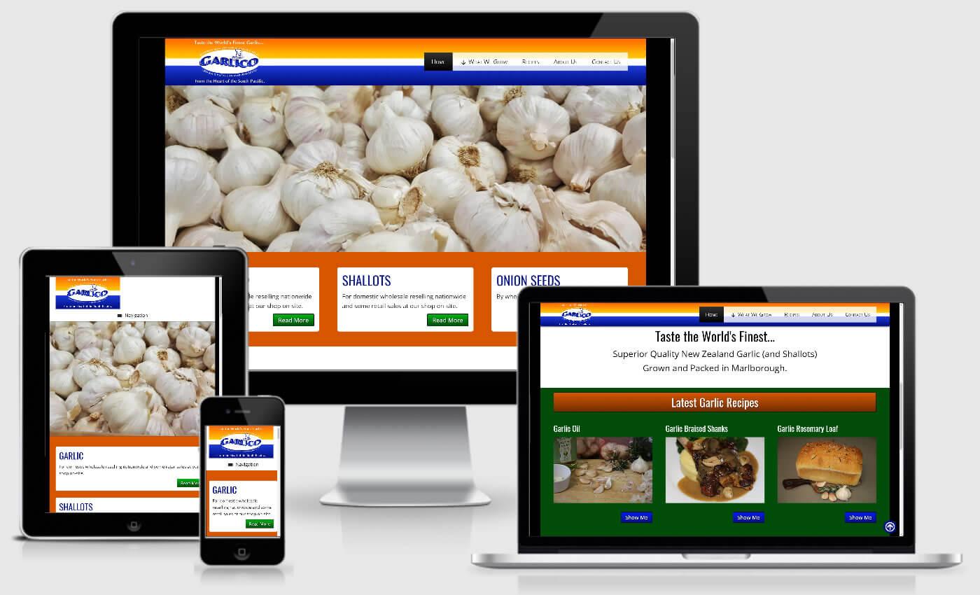 Garlico Marlborough Ltd