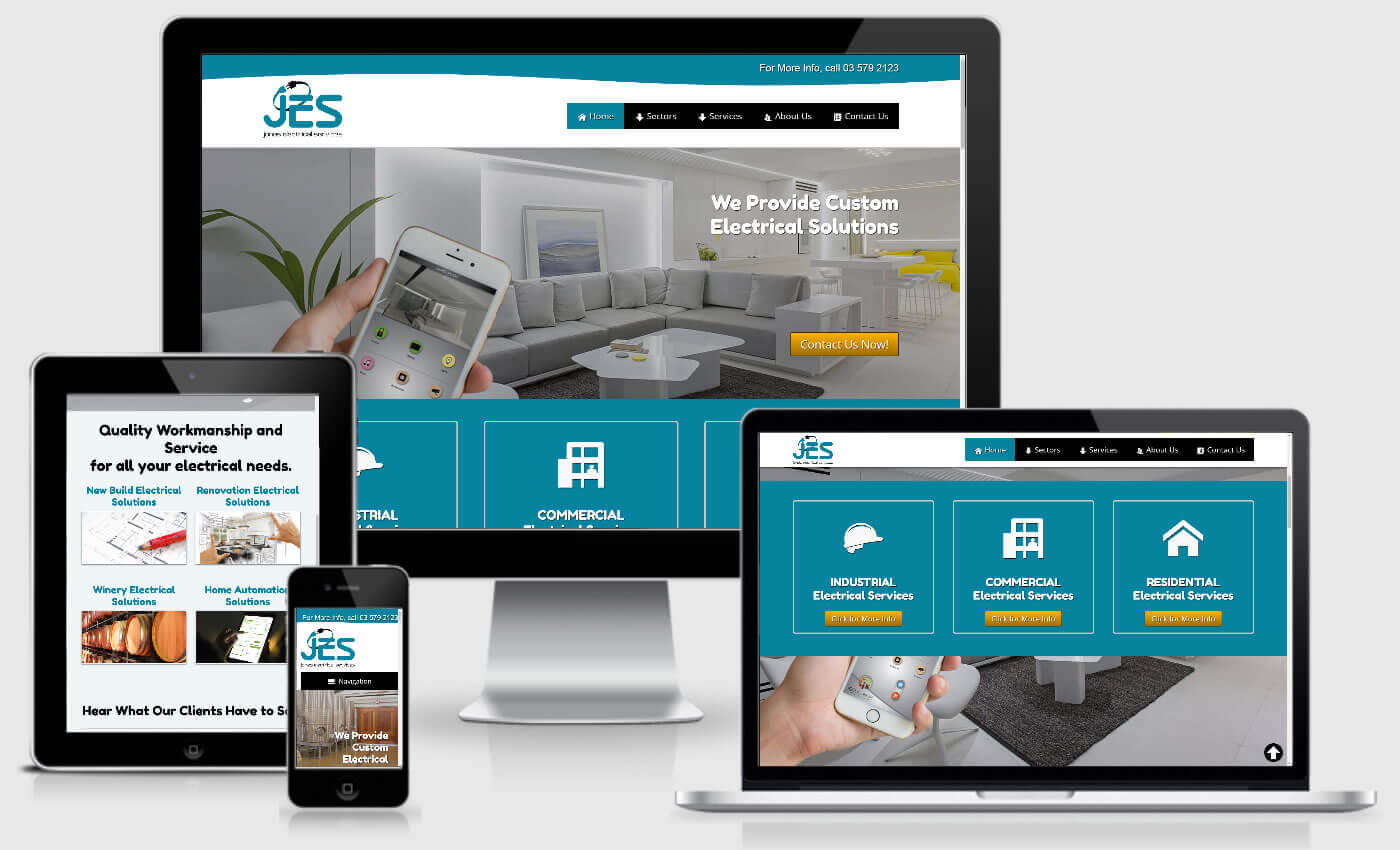 Jones Electrical Services Ltd