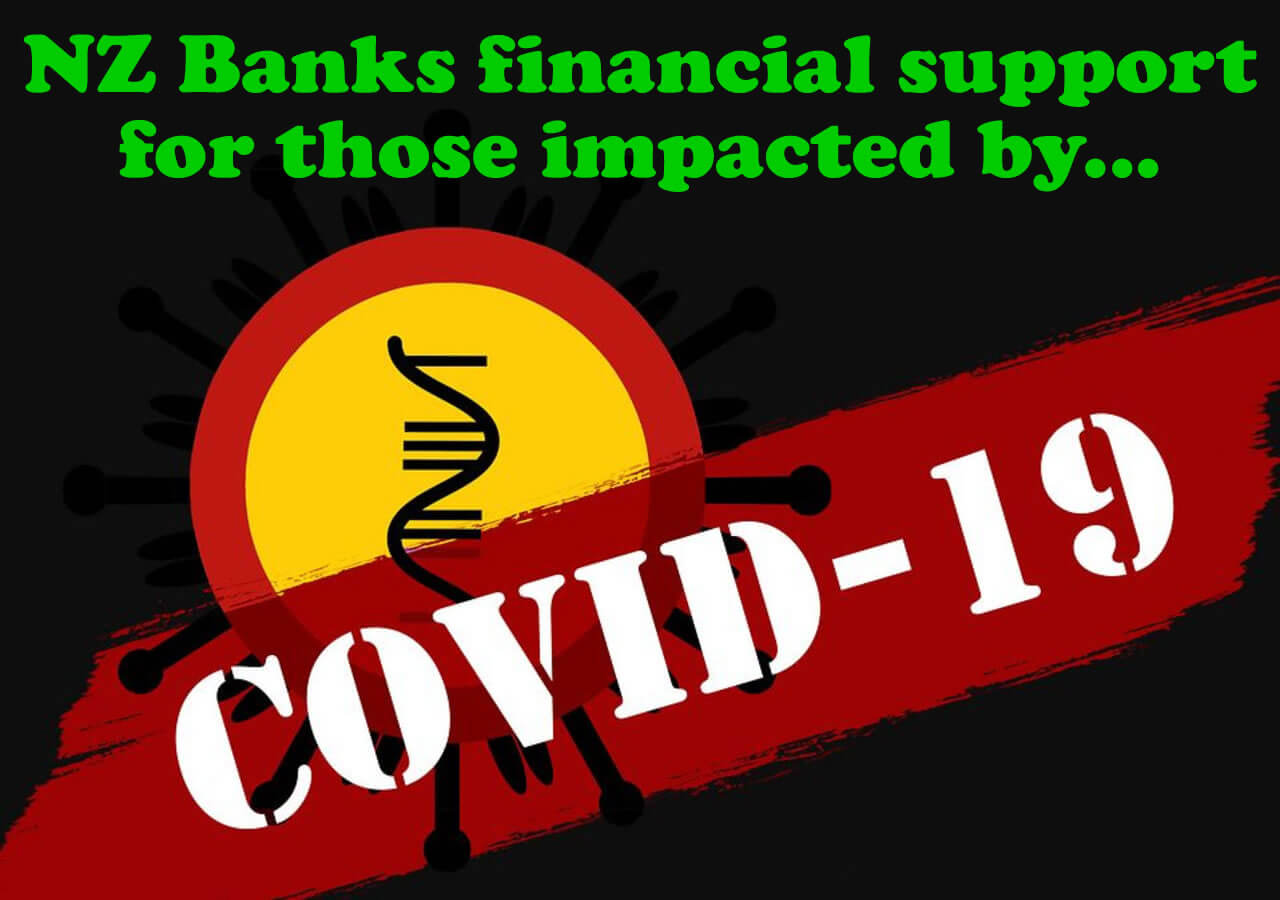 NZ Banks Financial Support For COVID-19