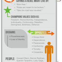 The Rebel - Is It Your Brand Type?