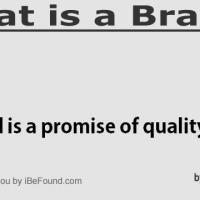 Understanding Business Branding - Part 1