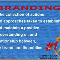 Understanding Business Branding – Part 2